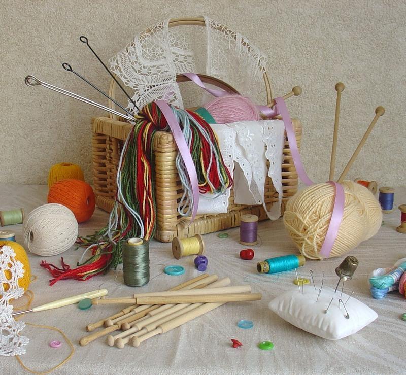 Фото шитье и вязание